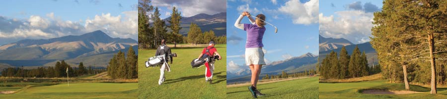 Tee off in Leadville amid the wonders of Colorado