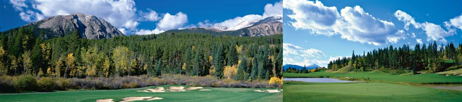 Tee off amid the wonders of Colorado